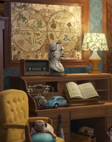 Faircroft's Antiques – Treasures of Treffenburg